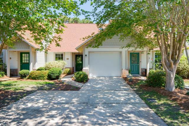 40 Via Largo Unit 6-B, Santa Rosa Beach, FL 32459 (MLS #871871) :: Back Stage Realty