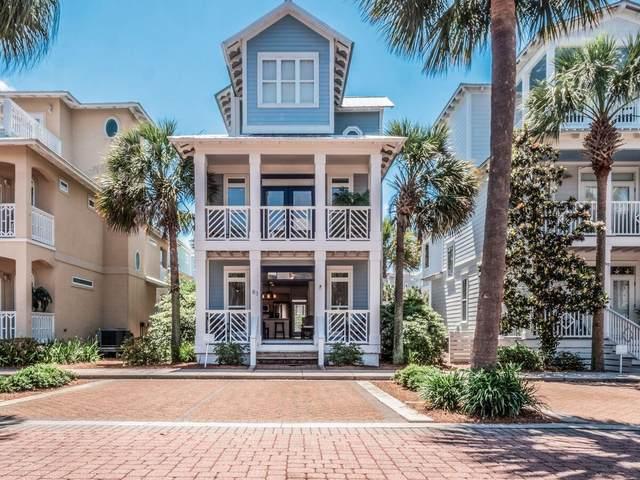 61 W Seacrest Beach Boulevard, Inlet Beach, FL 32461 (MLS #871876) :: Beachside Luxury Realty