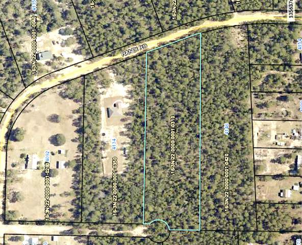 LOT 11 Randi Road, Crestview, FL 32539 (MLS #871886) :: Beachside Luxury Realty