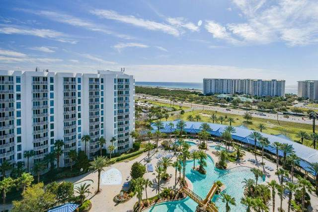 4207 Indian Bayou Trail Unit 2406, Destin, FL 32541 (MLS #871907) :: Berkshire Hathaway HomeServices Beach Properties of Florida