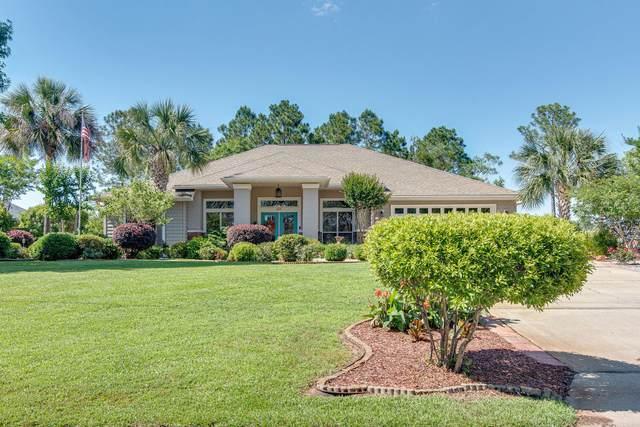 6652 Tidal Bay Drive, Milton, FL 32583 (MLS #871918) :: Beachside Luxury Realty