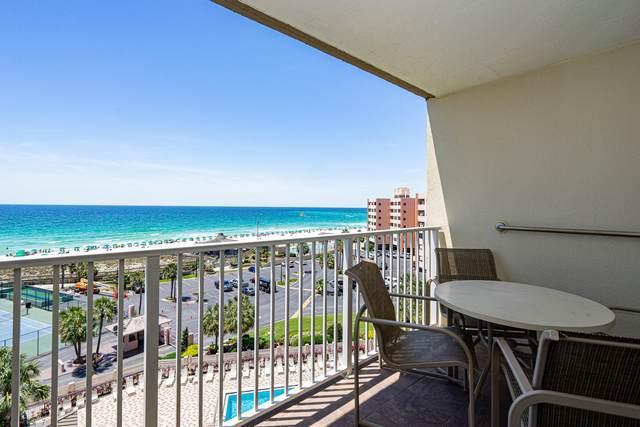 502 Gulf Shore Drive Unit 704, Destin, FL 32541 (MLS #871920) :: Beachside Luxury Realty