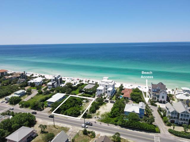 153 Montgomery Street, Santa Rosa Beach, FL 32459 (MLS #871935) :: Luxury Properties on 30A
