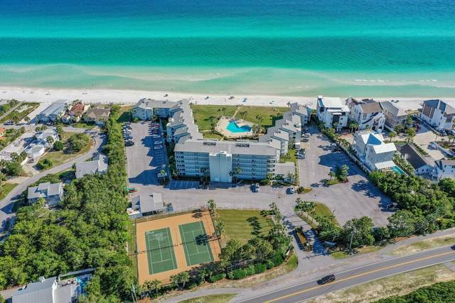 9064 E County Hwy 30A 108-A, Panama City Beach, FL 32461 (MLS #871962) :: Berkshire Hathaway HomeServices Beach Properties of Florida