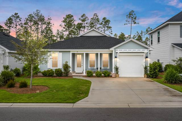 31 Windrow Way, Inlet Beach, FL 32461 (MLS #871966) :: Berkshire Hathaway HomeServices Beach Properties of Florida