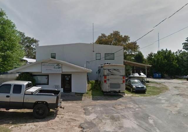 819 Playground Road, Fort Walton Beach, FL 32547 (MLS #871987) :: The Honest Group