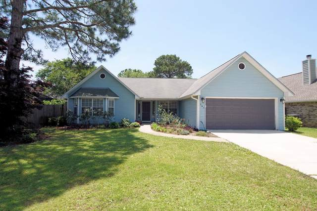 761 Vintage Circle, Destin, FL 32541 (MLS #871990) :: Berkshire Hathaway HomeServices Beach Properties of Florida