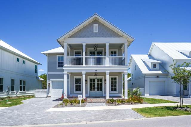 90 White Cottage Road, Santa Rosa Beach, FL 32459 (MLS #871995) :: Berkshire Hathaway HomeServices Beach Properties of Florida