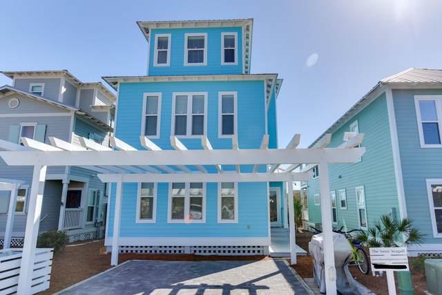 258 Cottage Way Unit 2, Inlet Beach, FL 32461 (MLS #872027) :: Luxury Properties on 30A