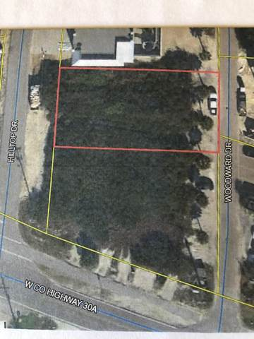 Lot 2 Hilltop Drive, Santa Rosa Beach, FL 32459 (MLS #872041) :: Berkshire Hathaway HomeServices Beach Properties of Florida
