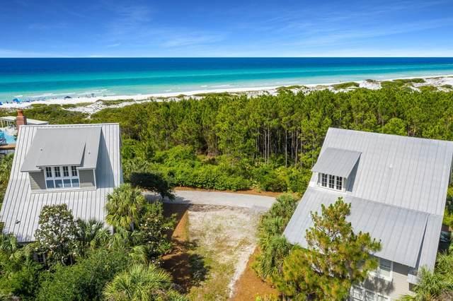 lot 13 Park Row Lane, Santa Rosa Beach, FL 32459 (MLS #872089) :: Linda Miller Real Estate