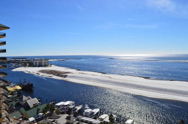 10 Harbor Boulevard Unit W1023, Destin, FL 32541 (MLS #872150) :: Scenic Sotheby's International Realty