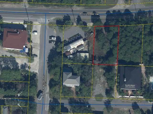 lot 2 E County Hwy 30A, Santa Rosa Beach, FL 32459 (MLS #872160) :: The Premier Property Group