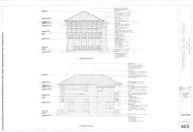 Lot 6 Cypress Drive, Santa Rosa Beach, FL 32459 (MLS #872221) :: Scenic Sotheby's International Realty