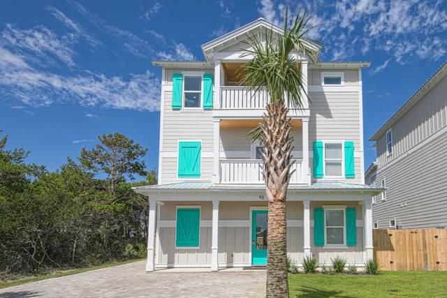 Lot 4 W Palm Beach Street, Miramar Beach, FL 32550 (MLS #872263) :: Vacasa Real Estate