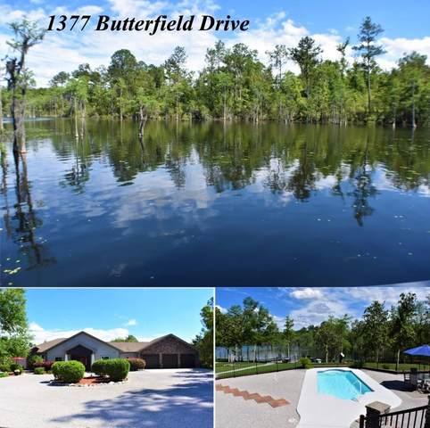 1377 Butterfield Drive, Chipley, FL 32428 (MLS #872273) :: Vacasa Real Estate