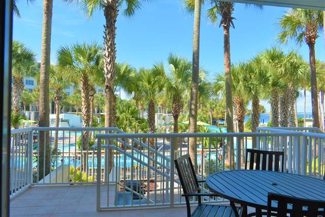 1324 Miracle Strip Pkwy L03, Fort Walton Beach, FL 32548 (MLS #872278) :: Counts Real Estate Group