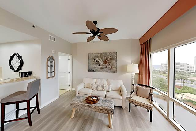 5000 S Sandestin Boulevard Unit 6710, Miramar Beach, FL 32550 (MLS #872351) :: Better Homes & Gardens Real Estate Emerald Coast