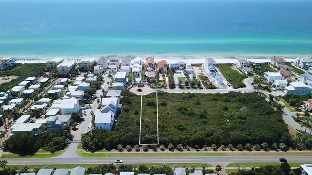 Lot 7 Paradise By The Sea Court, Seacrest, FL 32461 (MLS #872379) :: Coastal Luxury