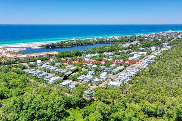 Lot 35 Morgans Trail Trail, Santa Rosa Beach, FL 32459 (MLS #872487) :: 30a Beach Homes For Sale