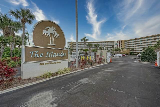 502 Gulf Shore Drive Unit 212, Destin, FL 32541 (MLS #872534) :: Rosemary Beach Realty