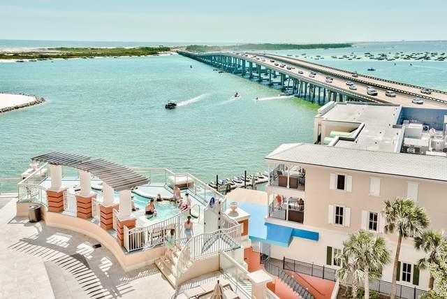 10 Harbor Boulevard W427, Destin, FL 32541 (MLS #872566) :: The Beach Group
