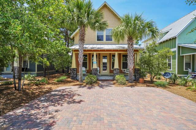 61 Classic Court Lane Lane, Santa Rosa Beach, FL 32459 (MLS #872592) :: Classic Luxury Real Estate, LLC