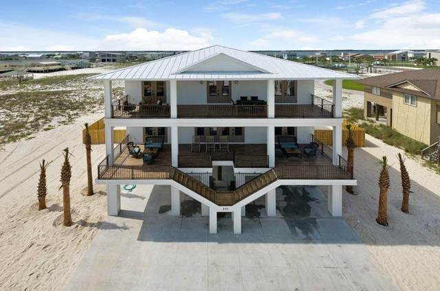 909 Ariola Drive, Pensacola Beach, FL 32561 (MLS #872646) :: NextHome Cornerstone Realty