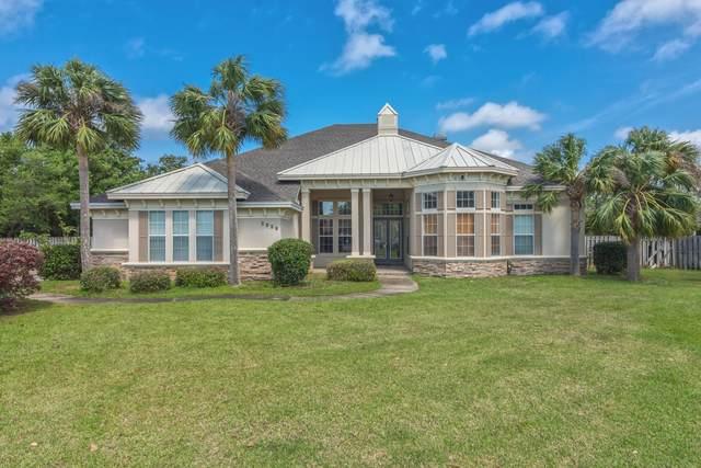 2526 Angel Court, Gulf Breeze, FL 32563 (MLS #872712) :: Engel & Voelkers - 30A Beaches