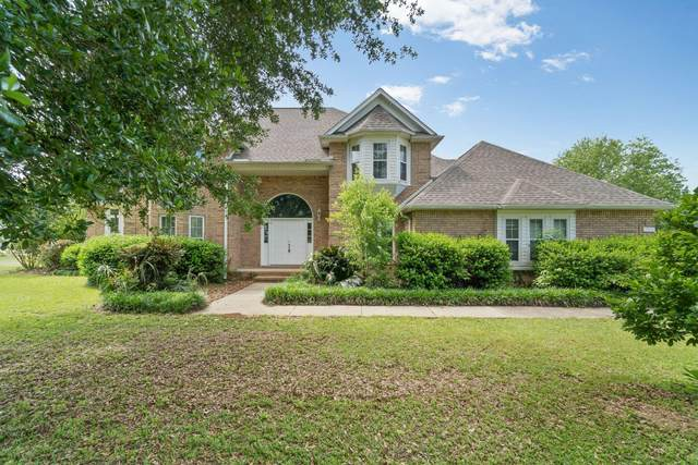1512 Vinson Ray Road, Baker, FL 32531 (MLS #872720) :: Better Homes & Gardens Real Estate Emerald Coast
