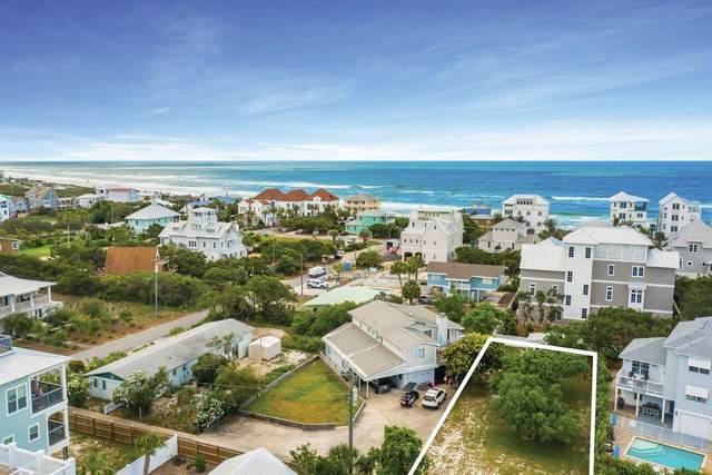 140 S Wall Parcel 2 Street, Inlet Beach, FL 32461 (MLS #872761) :: Scenic Sotheby's International Realty