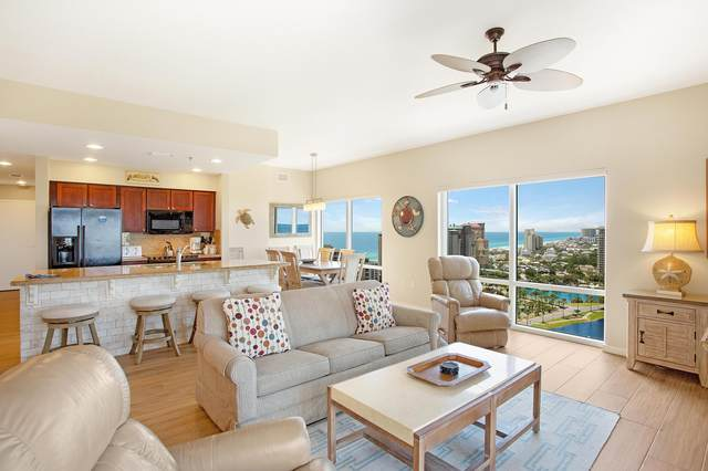 5000 Sandestin Boulevard 7906/7908, Miramar Beach, FL 32550 (MLS #872890) :: Anchor Realty Florida