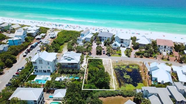 Lot 3 Gulf Dunes Lane, Santa Rosa Beach, FL 32459 (MLS #872975) :: Scenic Sotheby's International Realty