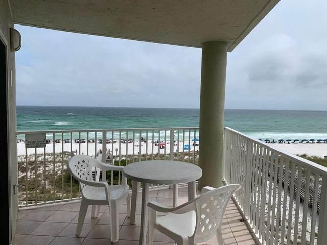 895 Santa Rosa Boulevard Apt 501, Fort Walton Beach, FL 32548 (MLS #873060) :: Keller Williams Realty Emerald Coast