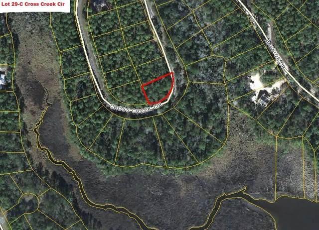 Lot 29-C Cross Creek Circle, Freeport, FL 32439 (MLS #873111) :: Anchor Realty Florida