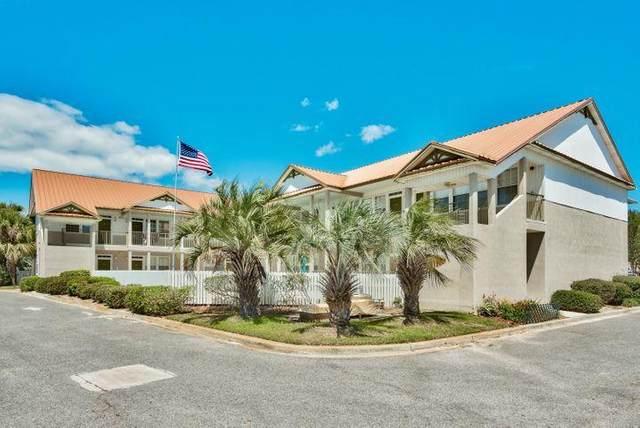 320 Scenic Gulf Drive #124, Miramar Beach, FL 32550 (MLS #873160) :: NextHome Cornerstone Realty