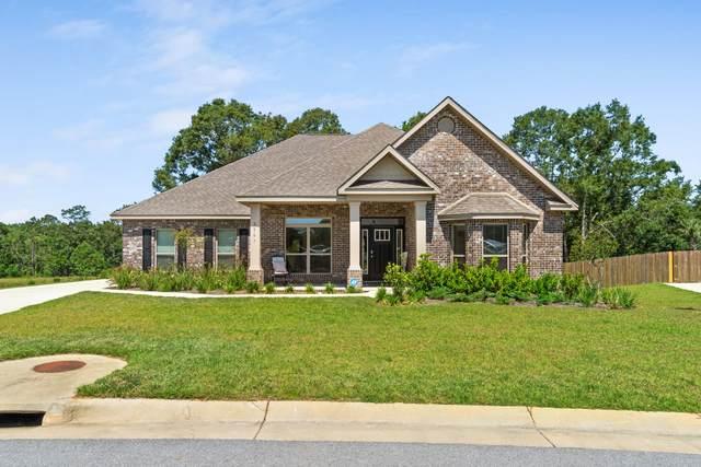 9563 Pebble Stone Drive, Pensacola, FL 32526 (MLS #873170) :: NextHome Cornerstone Realty