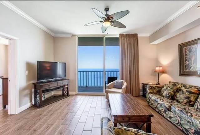 16819 Front Beach Road #2805, Panama City Beach, FL 32413 (MLS #873206) :: Classic Luxury Real Estate, LLC