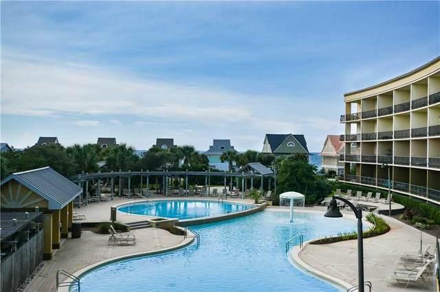 548 Sandy Cay Drive Unit 301, Miramar Beach, FL 32550 (MLS #873276) :: Emerald Life Realty