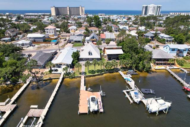 5916 S Lagoon Drive, Panama City Beach, FL 32408 (MLS #873277) :: Classic Luxury Real Estate, LLC