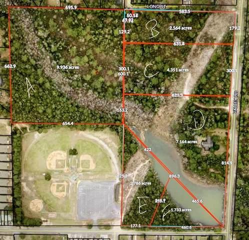 Parcel D Valley Road, Crestview, FL 32539 (MLS #873348) :: Counts Real Estate Group, Inc.