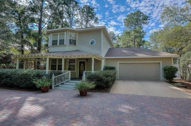 38 E Shallows Drive, Santa Rosa Beach, FL 32459 (MLS #873426) :: Coastal Lifestyle Realty Group