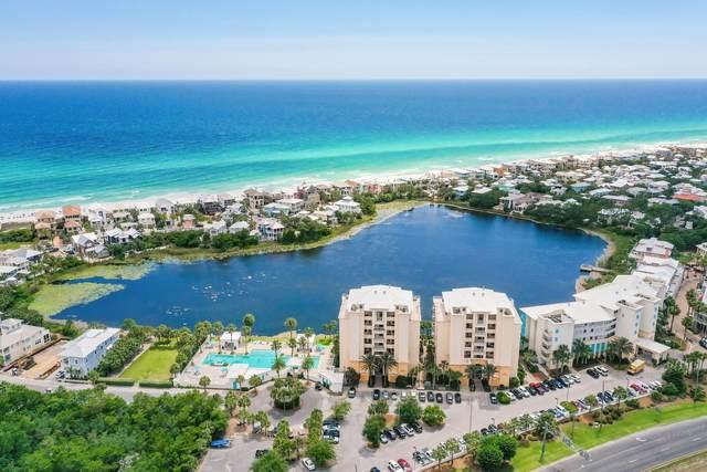 116 Carillon Market Street # 701, West Panama City Beach, FL 32413 (MLS #873433) :: Blue Swell Realty