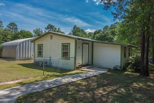 5264 Morrisey Circle, Baker, FL 32531 (MLS #873483) :: ENGEL & VÖLKERS