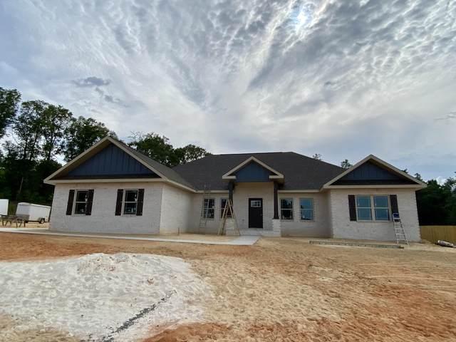 5368 Dora Street, Baker, FL 32531 (MLS #873498) :: Scenic Sotheby's International Realty