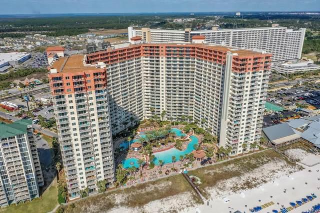 9900 S Thomas Drive #1201, Panama City Beach, FL 32408 (MLS #873592) :: 30A Escapes Realty