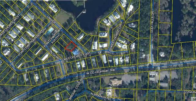 Lot 66 Lanier Drive, Santa Rosa Beach, FL 32459 (MLS #873633) :: The Chris Carter Team