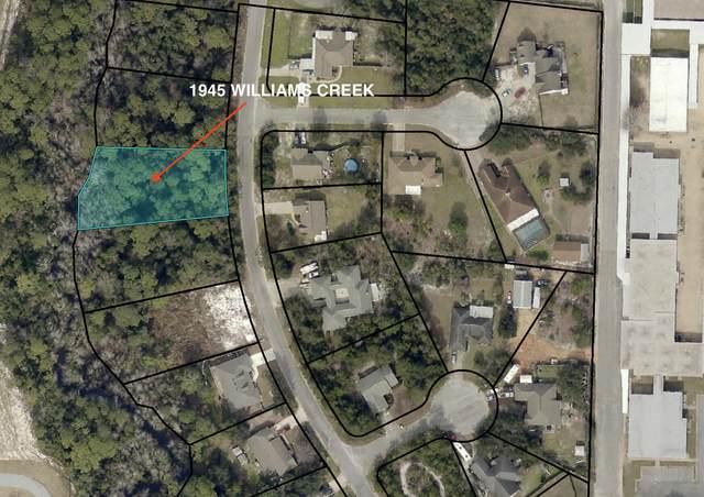 1945 Williams Creek Drive, Navarre, FL 32566 (MLS #873657) :: Blue Swell Realty