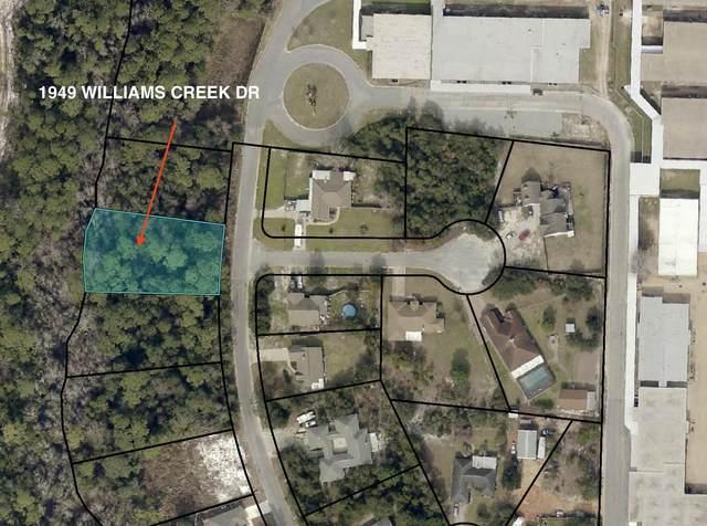 1949 Williams Creek Drive, Navarre, FL 32566 (MLS #873658) :: Blue Swell Realty