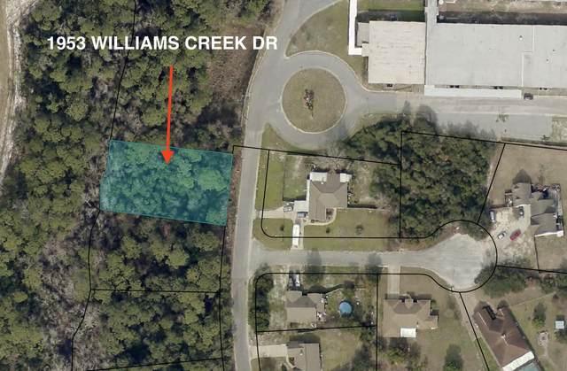 1953 Williams Creek Drive, Navarre, FL 32566 (MLS #873659) :: Blue Swell Realty